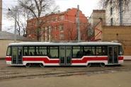 modernizace tramvajového vozidla T3 na VarioLFR.E