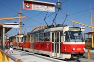 Модернизация трамвая T3 на тип T3R.P