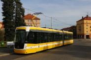 nové nízkopodlažní vozidlo EVO2