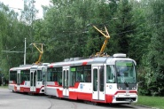 modernisation of tram T3 onto VarioLFR.E