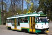 modernisation of tram T3 onto T3R.PLF