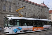 modernisation of tram T3 onto VarioLFR.EE