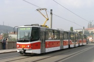 modernisation of tram KT8D5 onto KT8D5.RN2P