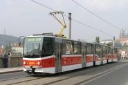 Модернизация трамвая KT8D5 на тип KT8N2