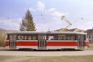 modernisation of tram T3 onto T3R.PV