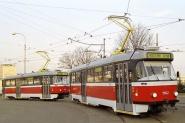 modernisation of tram T3 onto T3R.EV