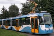 nové tramvajové vozidlo typu VarioLF3