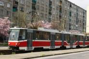 modernizace tramvajového vozidla KT8D5 na typ KT8D5.RN2