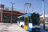 modernizace tramvajového vozidla T3 na typ T3R.P