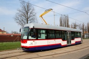 nová oboustranná tramvaj VarioLFplus/o